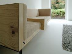 i29 interior architects   plywood sofa