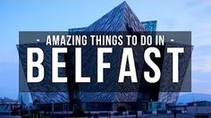 """Things to do in Belfast - My Favourite Belfast City Attractions that I recommend to all my visiting friends. Europa Hotel - 4 star and is known as the """"Most . Belfast City Centre, Visit Belfast, Church Of Ireland, Belfast Northern Ireland, St Anne, Rms Titanic, Street Names, Free Things To Do, Local History"""