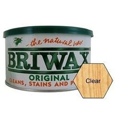 Briwax Furniture Wax Polish  Clear ** More info could be found at the image url. (Note:Amazon affiliate link)