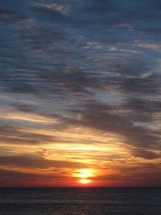 sunrise photo by Gary Jackson : 3.14.14