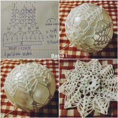 Image gallery – Page 537898749235713550 – Artofit Crochet Garland, Crochet Ball, Crochet Decoration, Crochet Snowflakes, Burlap Christmas, Christmas Bells, Christmas Cross, Christmas Angels, Christmas Ornaments
