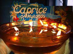 BAR CAPRICE - Mykonos - Grécia Visite: www.megaroteiros.com.br