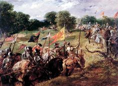 Battle of Flodden Field 1513