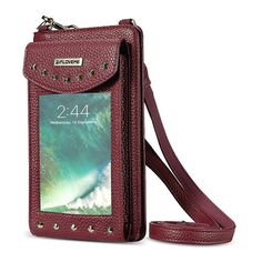 6.3inches Phone Bag PU Leather Portable Wallet Card Holder Purse  Worldwide delivery. Original best quality product for 70% of it's real price. Hurry up, buying it is extra profitable, because we have good production sources. 1 day products dispatch from warehouse. Fast & reliable...