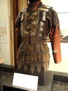 Moro armor