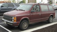 1984 - Plymouth Voyager