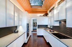 Best Galley Kitchen Design