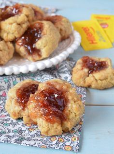 Pepas integrales sin azúcar Cookies Receta, Kiss The Cook, Cookie Recipes, Muffin, Food And Drink, Gluten Free, Healthy Recipes, Meals, Cooking