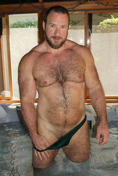 Hot Beefy Guy Teasing