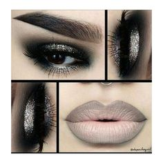X†iNA PronouncedAsDepesh ❤ liked on Polyvore featuring beauty products, makeup, eyes, lips and beauty