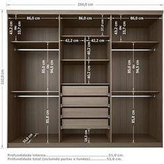 Wardrobe Interior Design, Wardrobe Door Designs, Walk In Closet Design, Wardrobe Design Bedroom, Room Design Bedroom, Bedroom Furniture Design, Closet Designs, Home Room Design, Bedroom Cupboard Designs