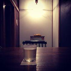 .@Taro Misako | 焼酎ではありません。しょうが湯です。
