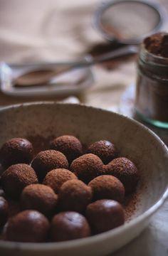 ... on Pinterest | Truffles, Chocolate Truffles and Cookie Dough Truffles