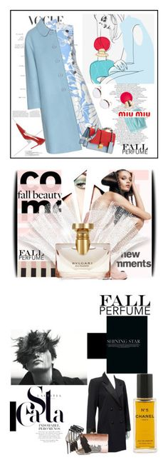 """""""Winners for What's Your Fall Fragrance?"""" by polyvore ❤ liked on Polyvore featuring Miu Miu, miumiu, fragrance, fall2015, fallscent, beauty, Bulgari, Yves Saint Laurent, Jimmy Choo and David Yurman"""