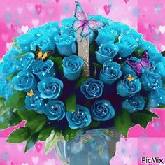 Bouquet GIF - Tenor GIF Keyboard - Bring Personality To Your Conversations Roses Gif, Flowers Gif, All Flowers, Types Of Flowers, Flowers Nature, Pretty Flowers, Beautiful Gif, Beautiful Roses, Beau Gif