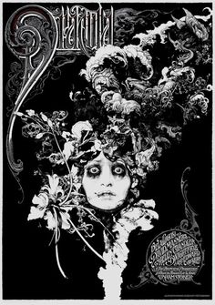 Love this new Dracula poster from collaborative artists, Vania Zouravliov and Aaron Horkey . In this case, Vania provided the illustration . Horror Movie Posters, Movie Poster Art, Play Poster, Horror Films, Print Poster, Retro Horror, Vintage Horror, Vintage Gothic, Old Posters