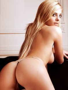 Hot perfect ass nude