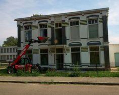 Renovatie Herenhuis Oranjestein aan de Kerkstraat