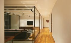 Tv Room By Wallflower Architecture