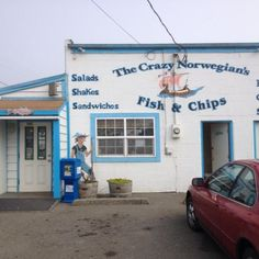 6. The Crazy Norwegian's Fish & Chips