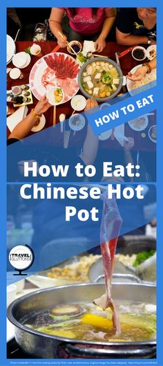 The concept of hot pot is simple: you set a pot of simmering broth in the middle of the table, set plates of yummy ingredients around the pot, add what you like to the pot, wait for it to cook, dip it into some sauce, and enjoy! Here are some tips on hot pot preparation and etiquette.