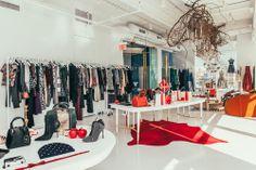 Get Pinspired: Inside Alice + Olivia's Stunning Showroom - In the Showroom - Racked National