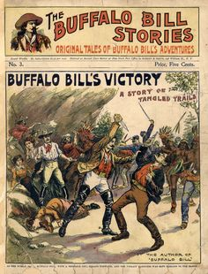 Buffalo Bills Story of the Wild West