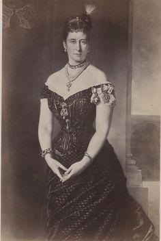 ALICE Grossherogin von Hessen und bei Rhein, Prinzessin von Grossbritannien und Irland