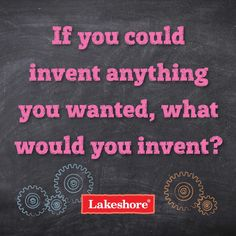 November is National STEM/STEAM Day! Save these questions so you're all set to get students thinking critically! Engineering Toys, Steam Learning, Lakeshore Learning, Stem Steam, Ell, Stem Activities, Inventions, Kids Toys, Preschool