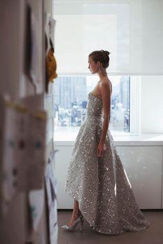 Beautiful dress pinned with Pinvolve