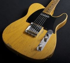Fender Custom Shop Telecaster '52 Heavy Relic Limited (2011)