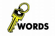 You are going to need the right key words to make your new website work.