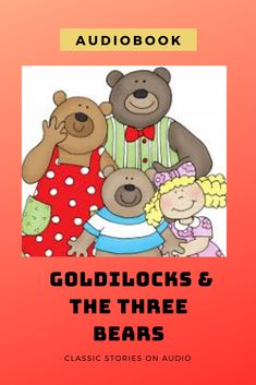 This Classic Fairy Tale to help busy little ones relax and get ready for bed. Using calm meditation music to help them drift off peacefully to sleep. Good night…sweet dreams. xx #audiobooks #bedtimestories #podcast #Goldilocks #classicstories #fairytales #itstimeforbed #threebears