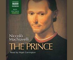 The  Prince / Niccolò Machiavelli