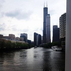The River Visit Chicago, Chicago Travel, My Town, Adventure Is Out There, Willis Tower, Illinois, Nashville, New York Skyline