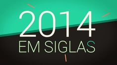 The year of 2014 reviewed in acronyms.