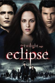 Coverlandia - The #1 Place for Album & Single Cover's: The Twilight Saga - Eclipse (Official Movie Poster)