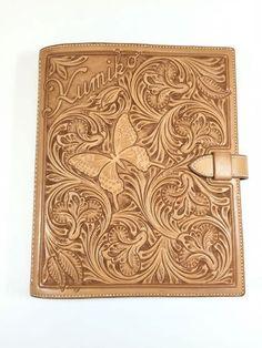 フルカスタムオーダー・システム手帳|Kawamura Fine Leather Arts & Crafts Diary