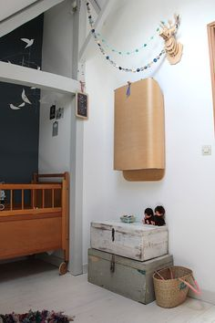 A charming baby nursery - Petit & Small