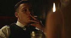 Finn Cole as Michael Grey Joe Cole, Finn Cole, Peaky Blinders Series, Peaky Blinders Thomas, Alfie Solomons, Cillian Murphy, Perfect Man, Pretty People, I Movie