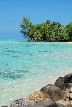 Moorea Lagoon - French Polynesia