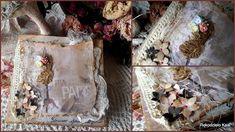 Rękodzieło- wystrój wnętrz,decoupage,cardmakig,kosmetyki, mydła,blog, blogspot , : Paryska moda vintage Moda Vintage, Cardmaking, Decoupage, Shabby Chic, Scrapbooking, Blog, Painting, Art, Craft Art