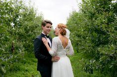 Familjen Iveskär: Bröllopsfotograf i Skåne