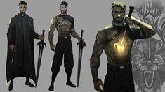 Character Concept, Character Art, Concept Art, Character Ideas, Dark Fantasy, Fantasy Art, Dnd Characters, Fantasy Characters, Fictional Characters