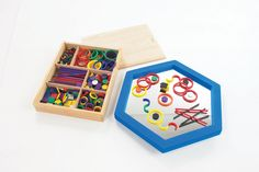 Wooden Pattern Makers Set