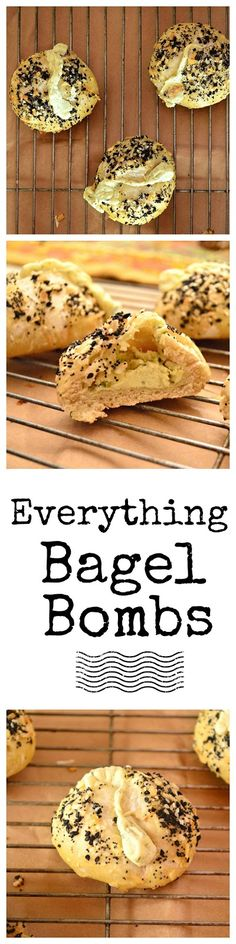 This is How I Cook: Everything Bagel Bombs are THE Bomb!