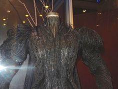 """Vestuario de Meryl Streep como la Bruja de """"En el bosque"""""""