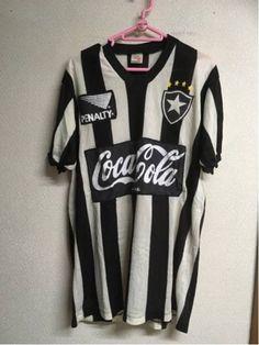 ブラジルサッカーチーム ボタフォゴのユニフォーム☆中古品_画像1