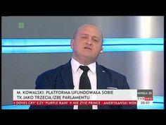 Marian Kowalski znów miażdży imigrantów oraz KOD - Dziś wieczorem - 21.0...