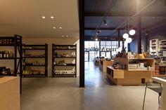 concept store / restaurant